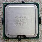Processador intel core 2 quad - q6600 2, 4 ghz processador intel dual core e2140