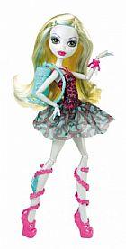 Brinquedo mattel monster high dance class lagoona blue doll