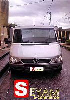 Micro-onibus  mercedes-benz sprinterm 2007/2008 com 16 lugares