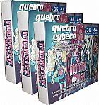 Jogos de quebra cabeca,   monster high,   menor,    preco do brasil,    36 pecas