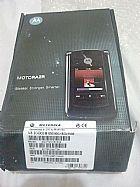 Motorola v8 2g preto - novo e completo na caixa