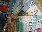 Revistas viagem e turismo de colecionador