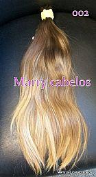Marry cabelos naturais