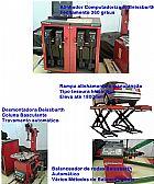 alinhador computadorizado usado rampa alinhamento balanceadora e desmontadora