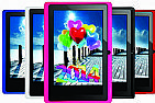Tablet 3d tela de 7 android 4.2 3g 4gb wi fi,  dual core
