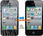Vidro iphone 4s - manutencao iphone 4 quebrado