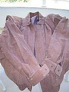 Casaco masculino em couro argentino tamanho g/gg ou 48/50,  no rio de janeiro