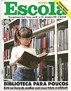 Revistas educacionais antigas e novas