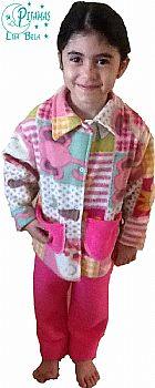 Pijama infantil de soft