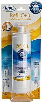 Refil filtro purificador agua softeverest latina ibbl superson europa masterfrio