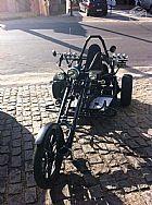Triciclo legalizado atman falcon 2014 preto emplacado