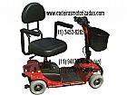 Quadriciclo scooter mobility bronze - cadeira de rodas motorizada