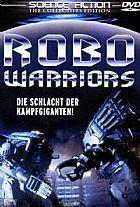 robo warrior dublado imagem dvd importado!
