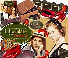 NOVELA CHOCOLATE COM PIMENTA COMPLETA EM 11 DVDS - FRETE GR�TIS