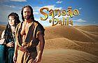 SANS�O E DALILA TV RECORD COMPLETA EM 5 DVDS - FRETE GR�TIS