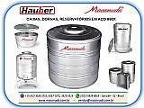 Aquanox,   caixa de aço inox macanuda