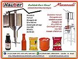 Dosadora manual para polpa de frutas haubermaschinen