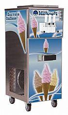 Maquina de sorvete milksoft s3 classic