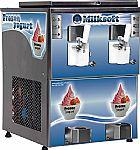 Maquina de frozen yogurt milksoft s2 baby