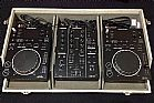 Kit dj 2 cdj 350   djm 350   hard case