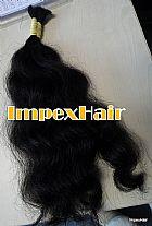 Cabelos naturais mega hair apliques