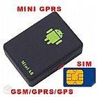 Mini escuta gsm/localizadora a8