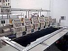 Maquina de bordar swf 9 agulhas 6 cabecas