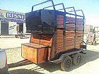Carretinhas fazendinha reboques carrocinhas trailers rissi