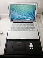 Macbook air 2014 13�� intel i7 8gb 512ssd 40 ciclos na garantia