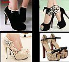 Sapatos femininos importados