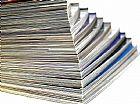 Revistas como novas em fardos de 1 kilo