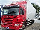 Scania p270 bau 8m ano 2011