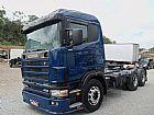 Scania r124 400 6x2  2002