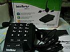 Headset intelbras hsb 20 p/ telefonia