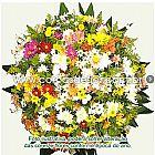 Cemiterio da paz - velorio,  floricultura,  coroa de flores