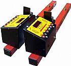 Alinhamento digital laser