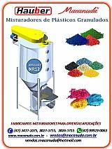 Misturador vertical para produtos granulados