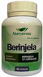 Berinjela 60 capsulas,  capsulas de beringela