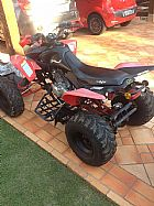 Quadriciclo mvk jurasic 300cc