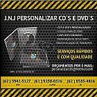 Cds e dvds personalizados e duplicados