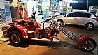 Triciclo impecavel,  com motor de santana