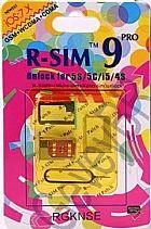 R9 sim gevey desbloqueador para iphone 4s 5 5s e 5c