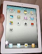 Ipad 3 branco 64 gb 3g   wifi