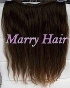 Aplique faixa natural mega hair