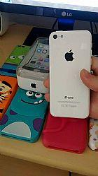 Iphone modelo 5c branco