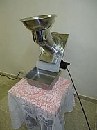 Maquina crivadora de tapioca plus 700 prismainox - peneiradora moinho