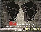 Micro cameras e cameras de seguranca