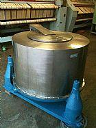 Centrifuga industrial 100kg pendular marca baumer