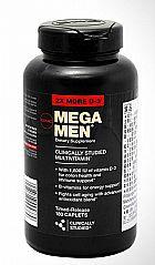 Mega men - gnc - 90caps