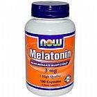 Melatonina da now foods